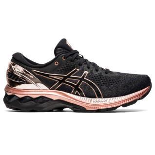 Schuhe für Frauen Asics Gel-Kayano 27 Platinum