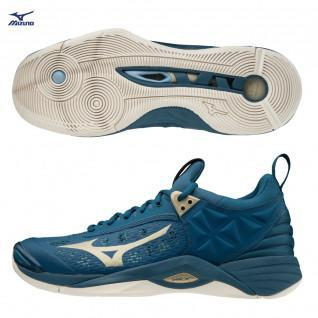 Mizuno-Wellenschwung-Schuhe