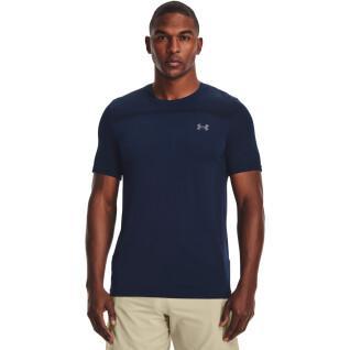 Nahtloses Under Armour T-Shirt mit kurzen Ärmeln