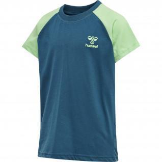 Kinder-T-Shirt Hummel hmlaction