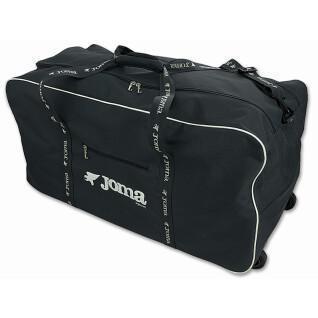 Reisetasche des Joma-Teams