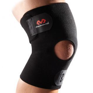 Einstellbare McDavid-Neopren-Kniebandage mit Patellaspielraum