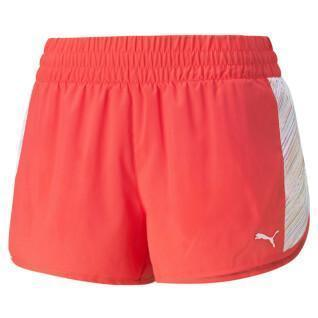 "Damen-Shorts Puma RUN GRAPHIC WOVEN 3"""