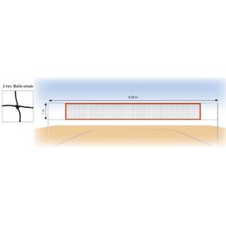 Beachvolleyball-Netz 2 mm Polyamid Tremblay