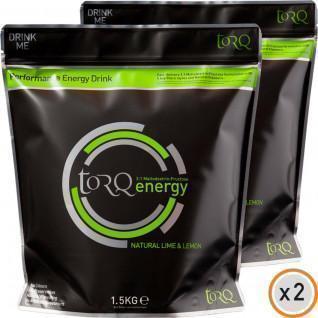 TORQ Energy Drinks - 1,5kg x 2
