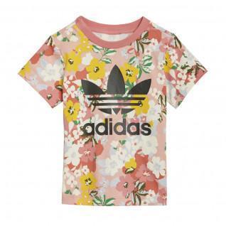 adidas Originals Studio London Floral Baby T-Shirt
