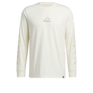 adidas Geo Graphic Langärmeliges T-Shirt