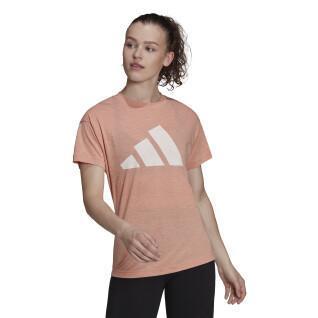 Damen-T-Shirt adidas Sportswear Winners 2.0