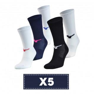 5er-Pack Mizuno Multisports-Socken