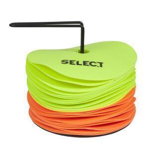 Packung mit 2-farbigen Indoor Select-Noppen