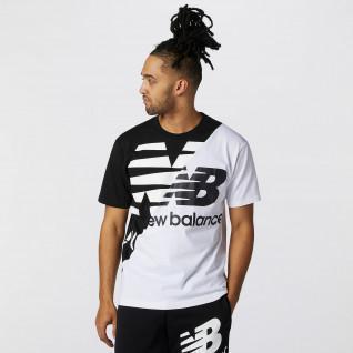 New Balance Leichtathletik Spleiß Trikot