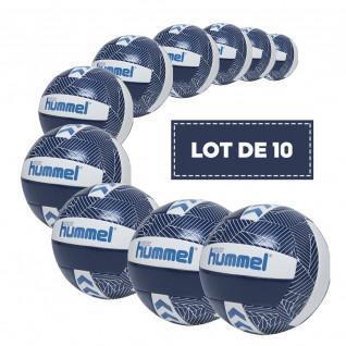 10er-Pack Hummel Energizer Volleybälle [Größe5]