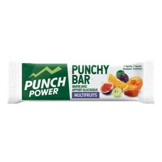Anzeige von 40 Energiebalken Punch Power Punchybar Multifruit