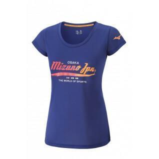 Frauen-T-Shirt Mizuno-Erbe