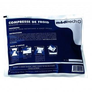Packung mit 12 Kaltkompressen Tremblay Méditech+.