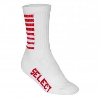 Sportlich gestreifte Socken auswählen