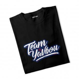 Damen-T-Shirt Team Yavbou Logo