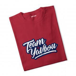 T-shirt Junge Team Yavbou Logo