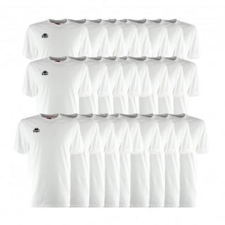 Satz von 25 Kappa Picelo T-Shirts