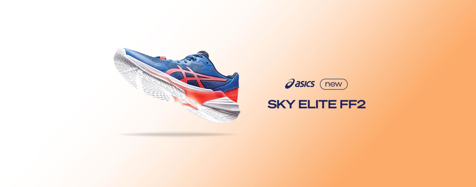 Asics Gel Sky Elite Volleyball Schuhe