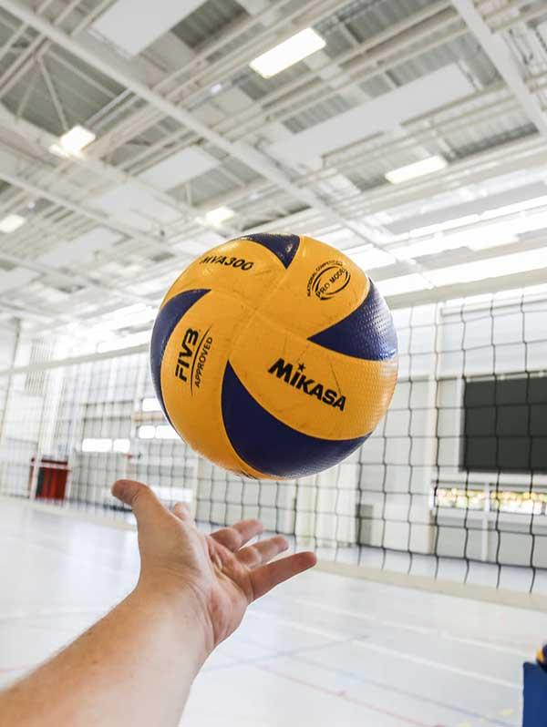 volleyballe